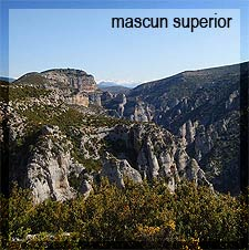 Mascun Superior en Guara